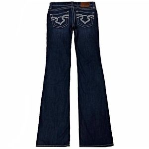Big Star Remy 26X34 Low Rise Fit Boot Long Jeans